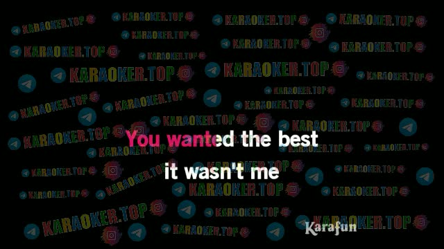 The All-American Rejects - Last Song Karaoke